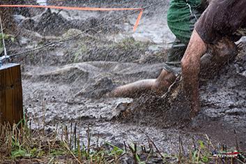 Marine Mud Run