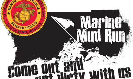 2019 Marine Mud Run Commercial