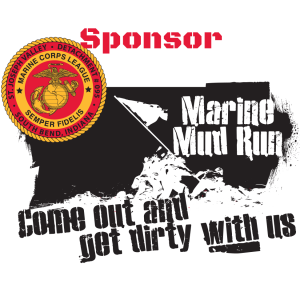 Mud Run Logo Sponsor
